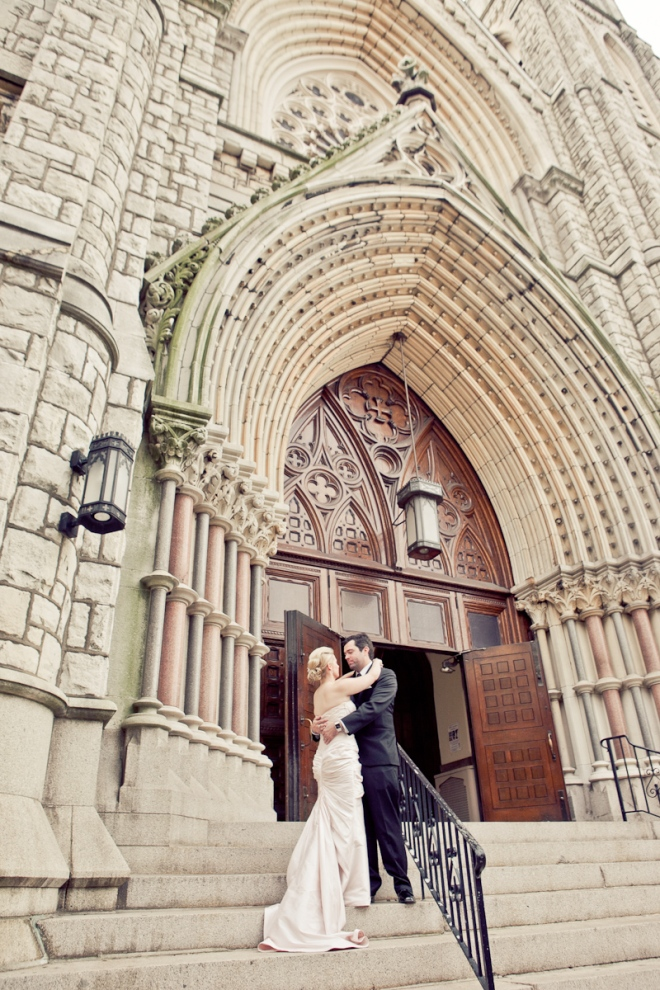 Philadelphia Church Weddings Evantine Design