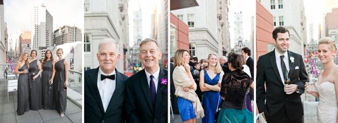 Kimmel center weddings evantine