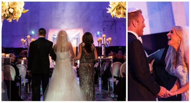 Loews Philadelphia weddings Evantine Design Michael Zorn