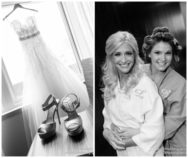 loews philadephia weddings evantine design michael zorn photography