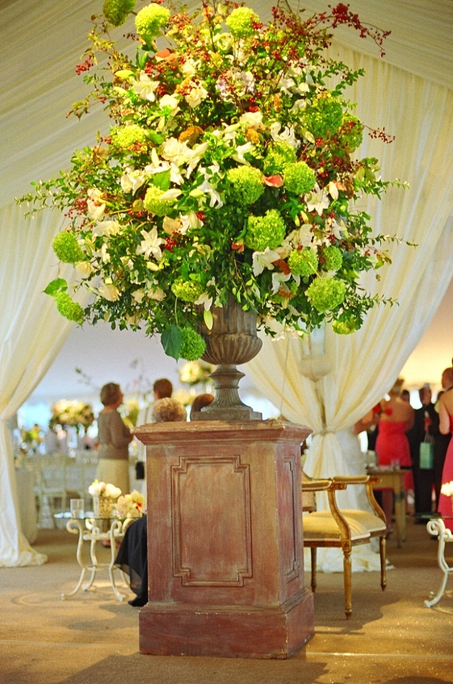 Fall Wedding Flowers Evantine Design Liz Banfield