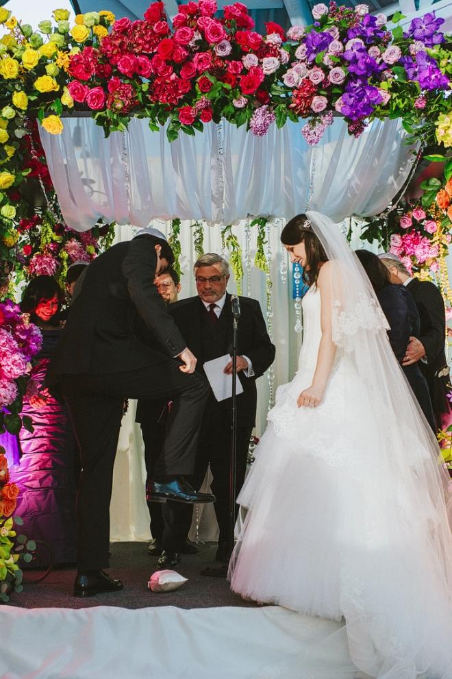 jewish chuppahs Philadelphia Wedding Florists Evantine Design
