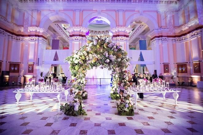 cocktails hamilton hall please touch museum evantine design