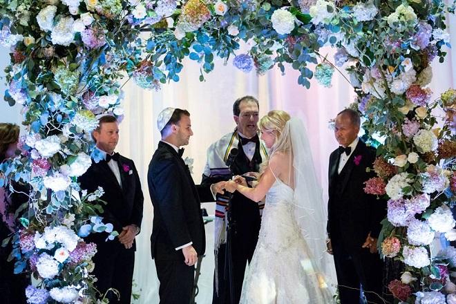 evantine design wedding flowers