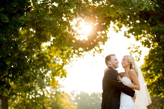 outdoor bridal photos philadelphia evantine design