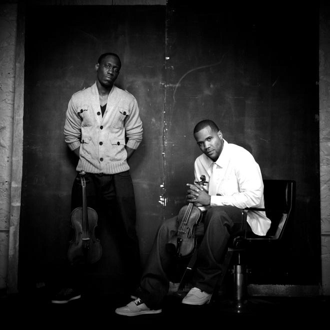 Black Violin Philadelphia Corporate Events Innovative Music Evantine Design