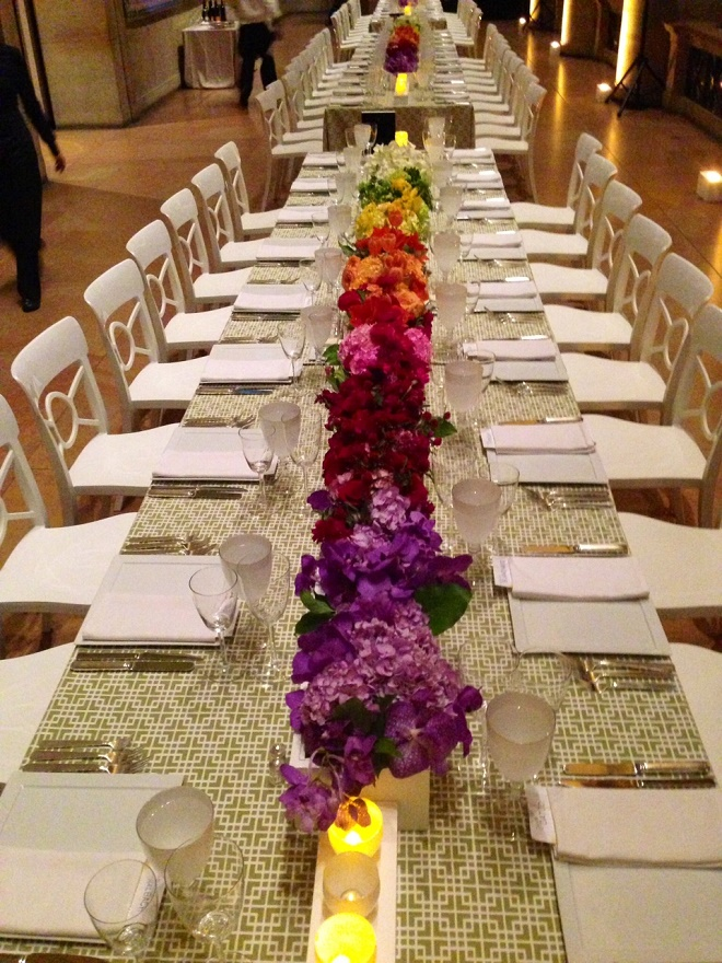 Corporate Events Philadelphia Museum of Art Evantine Design Floral Decor