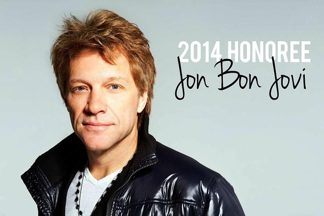 Jon bon jovi marian anderson awards