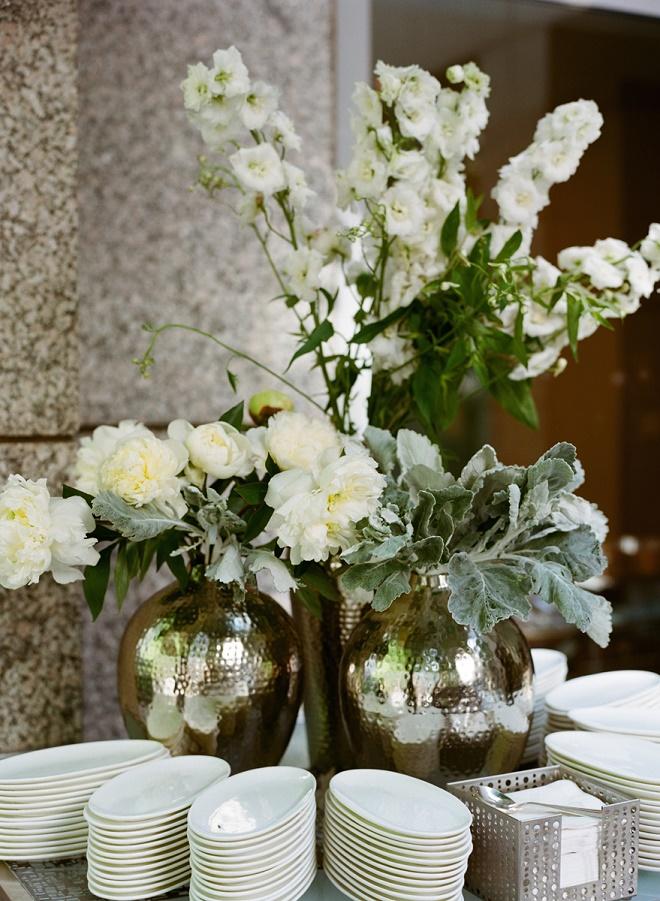 modern garden floral arrangements philadephia florists evantine design liz banfield