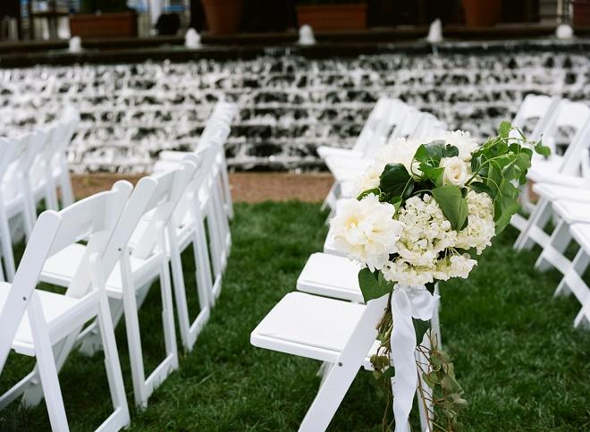 outdoor garden wedding venues philadelphia evantine design liz banfield photography