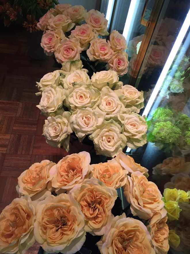 High End Silk Flowers Philadelphia Floral Shops Rittenhouse Evantine Design
