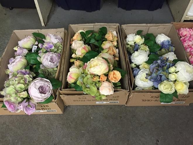 Silk Flowers Home Decor Fine Gifts Evantine Design Store Rittenhouse Square Shops