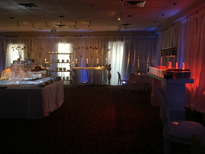 cocktail reception evantine design mitzvah cory 202 white modern parties