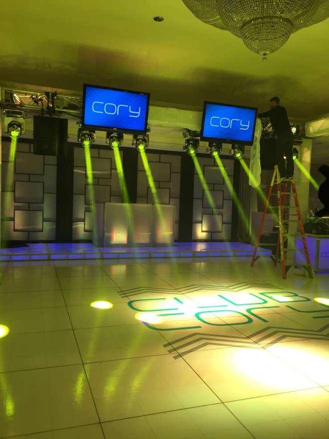 cory feller bar mitzvah colored event lighting effects for parties evantine design philly mitzvahs 11