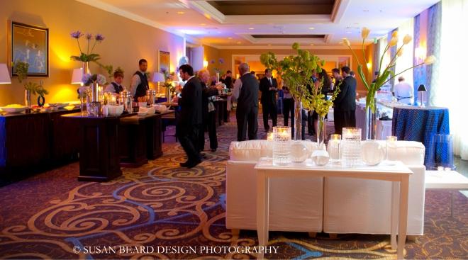 cocktail party mitzvahs at the four seasons hotel philadephia evantine design