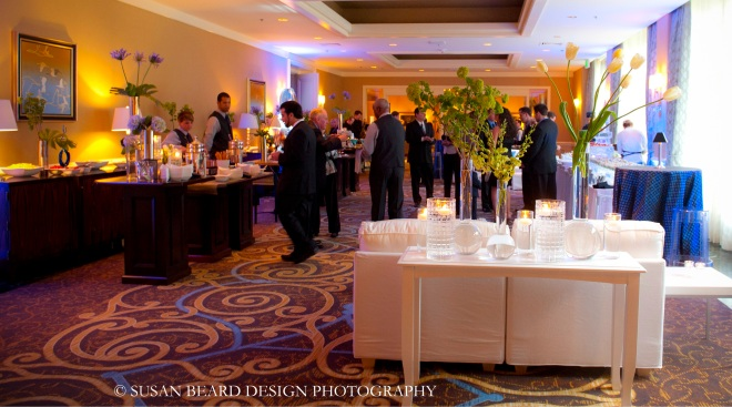 cocktail party mitzvahs at the four seasons hotel philadephia evantine design