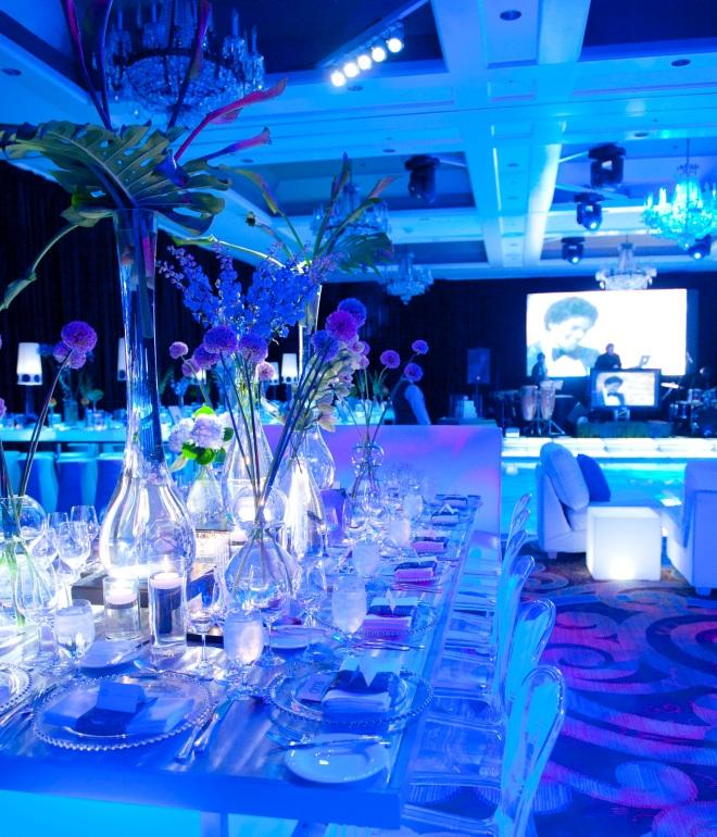 glass tables for parties event designers philadelphia evantine design susan beard