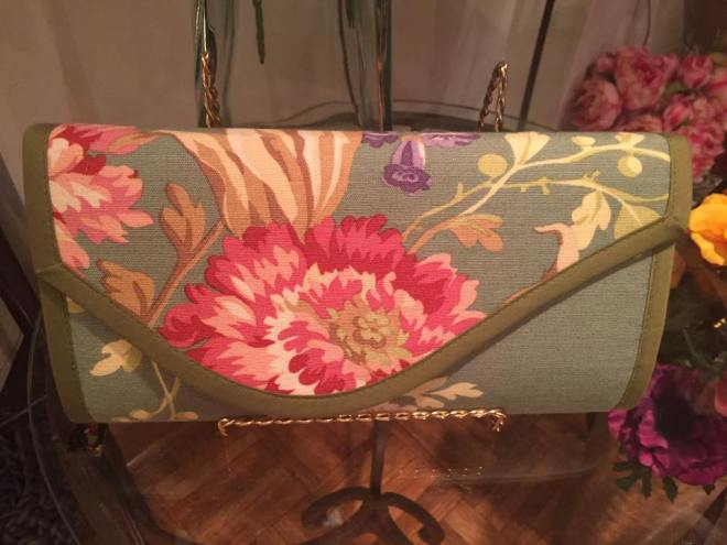 Patrick Michael Fabric Clutches Evantine Design Store at The Rittenhouse 2