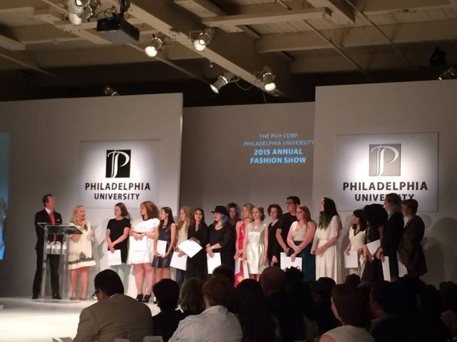 philadelphia university fashion evantine design event production