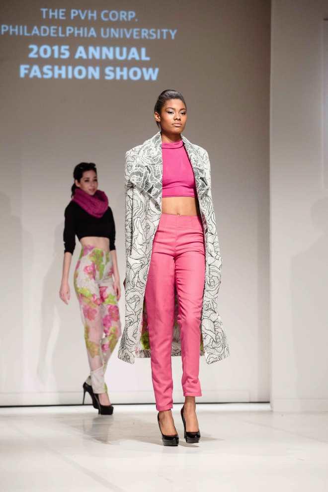 Philadelphia University Fashion Show 2015