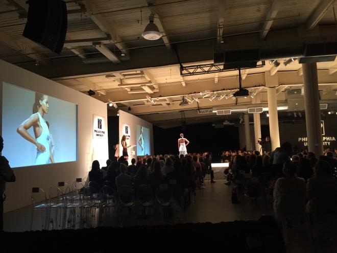 Philadelphia University Fashion Show Evantine Design Event Production Moulin Philly Events 3