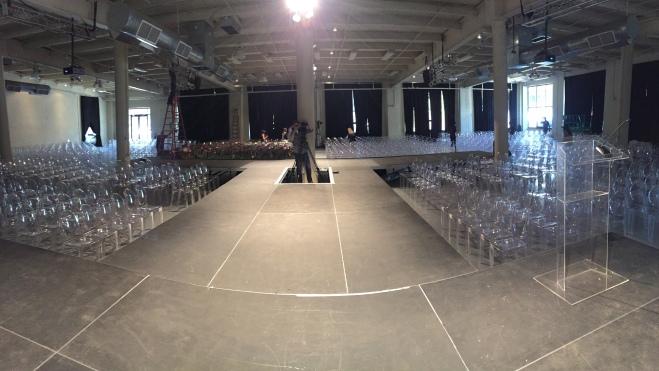 Philadelphia University Fashion Show Evantine Design Event Production Moulin Philly Events 6