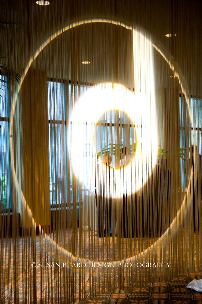white fringe curtains for light projects evantine design susan beard design