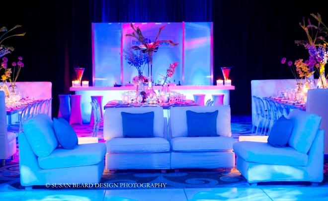 white lounge furniture for parties philadelphia evantine design susan beard
