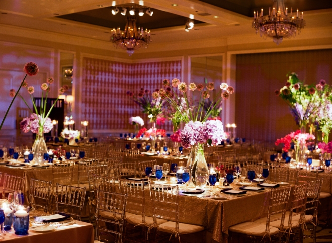 Modern Weddings Luxury Hotels Philadelphia Evantine Design Floral Design Liz Banfield Photography