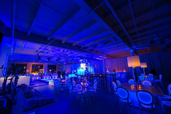 light up bar mitzvahs blue lighting white modern furniture for parties evantine design philadelphia party planners 88