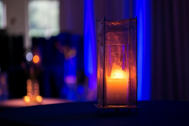 modern white lounge mitzvah with raw wood blue lighting evantine designn moulin loft space philadelphia 23