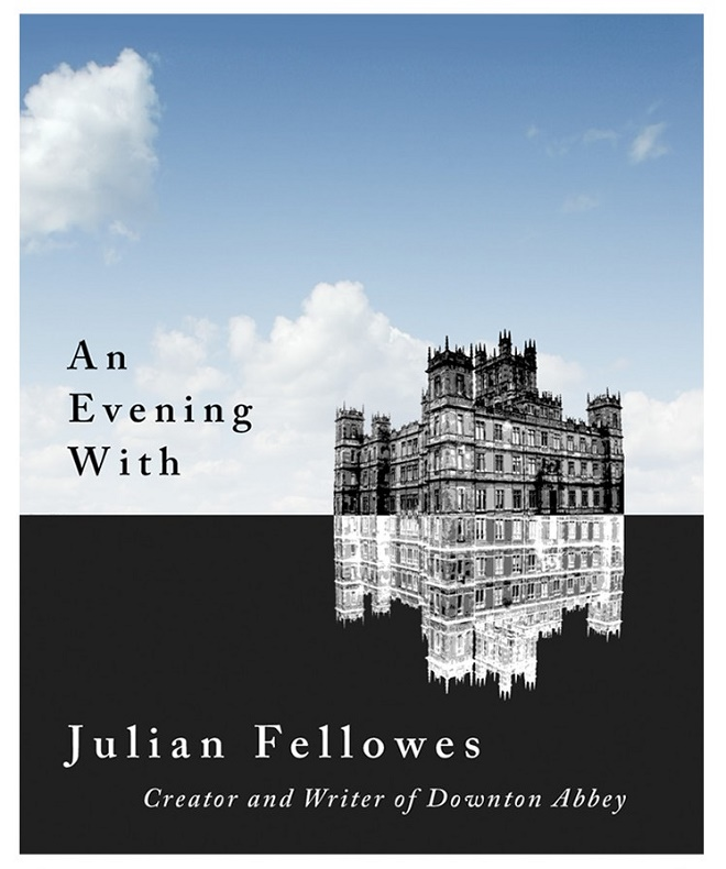 julian fellowes creator of downton Abbey Evantine Design Philadelphia Brian Kappra 2