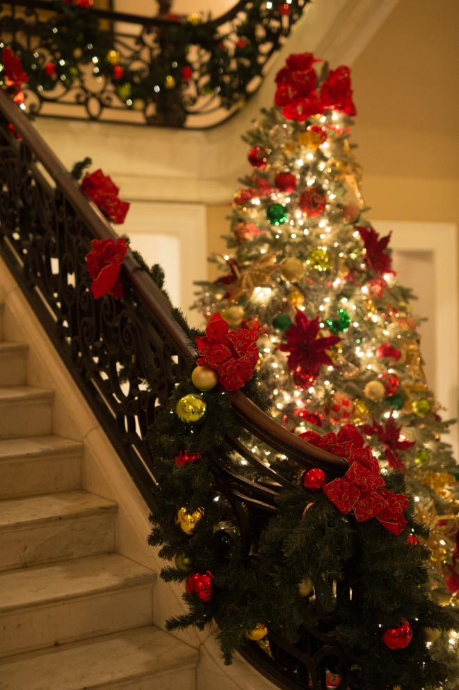 TylerBoye__Evantine Design Holiday Decor Philadelphia Party Planners Downton Abbey Event Union League