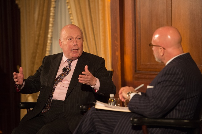 TylerBoye__julian fellowes downton abbey event philadelphia michael smerconish union league