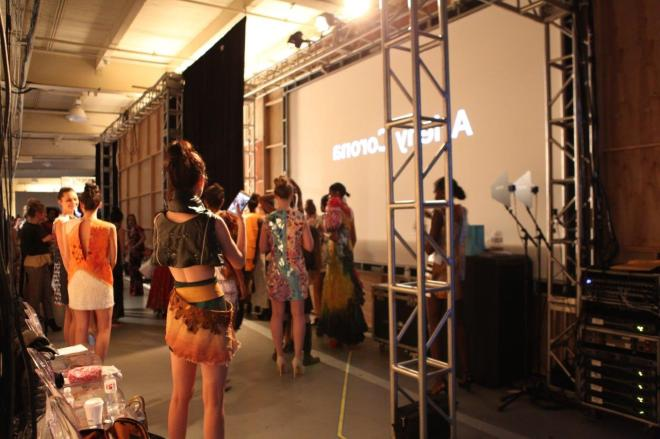 Philadelphia University Fashion Show Evantine Design Event Production Philadelphia Moulin Sherman Mills Loft Spaces Philly 18