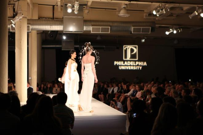 Philadelphia University Fashion Show Evantine Design Event Production Philadelphia Moulin Sherman Mills Loft Spaces Philly 4